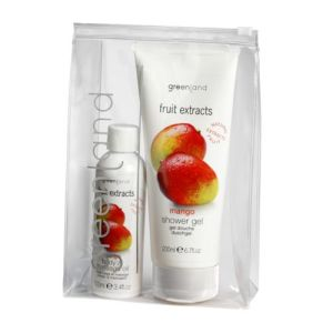 Greenland Fruit Extracts Toiletbag Mango-kosmetikshop-sp.com